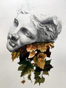 Novembre (Dafne) – opera di Ligama