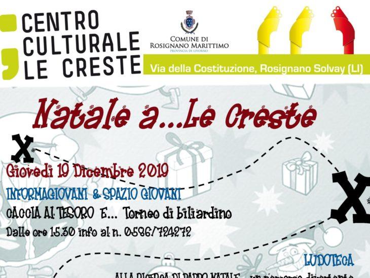 Volantino Feste Natale 2019