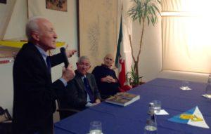 da sn Ammiraglio di squadra r Cristiano Bettini vicepresidente CNV Ammiraglio Marco Brusco Presidente onorario CNV Roberto Righi