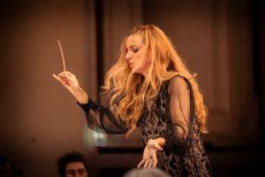Beatrice Venezi_foto 3 di Giulia Raia