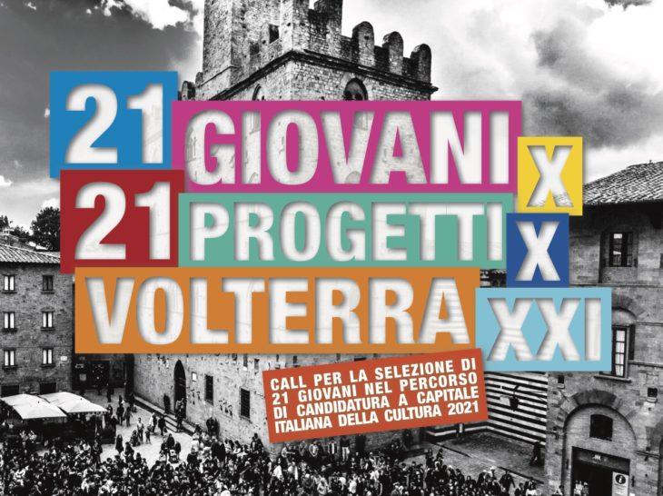 CALL GIOVANI VOLTERRA 2021