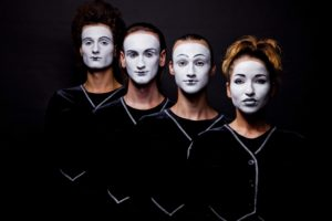 Gran Gala du Cirque – Il Quartetto Dekru (Ucraina)