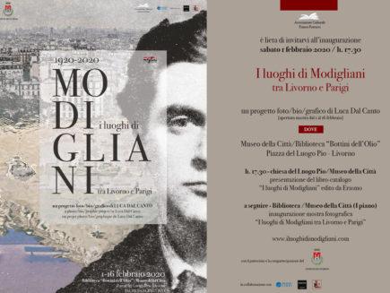 Invito mostra Livorno