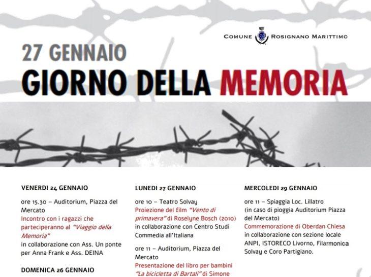 Programma Memoria 2020