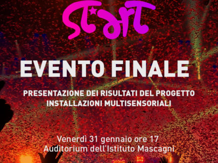 St'Art Up locandina evento finale