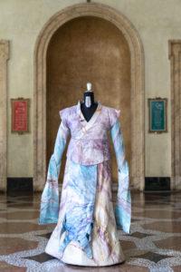 Abito Turandot_Regia di Roberto de Simone | costumi di Odette Nicoletti_2012_7RC6874©RoccoCasaluci