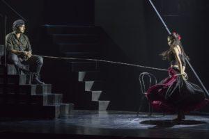 RAVENNA 27/10/2019. TRILOGIA D' AUTUNNO. Prove Carmen