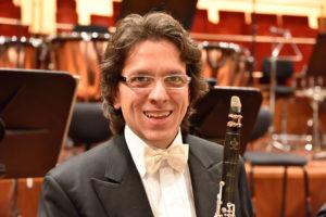 Enrico Maria Baroni (clarinetto)
