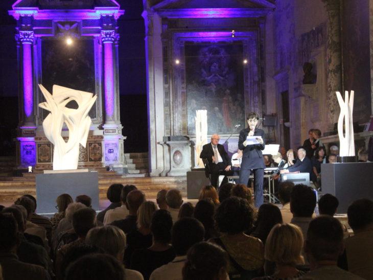 Foto momento premio Carducci 2019