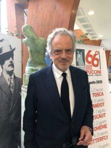 GIORGIO BATTISTELLI- direttore artistico