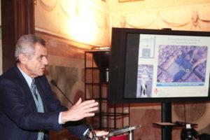 11022020 il sindaco dario nardella co assessore tommaso sacchi e la famiglia ferragamo presenta i nuovi restauri
