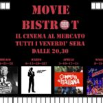 MovieBistrot cartellone
