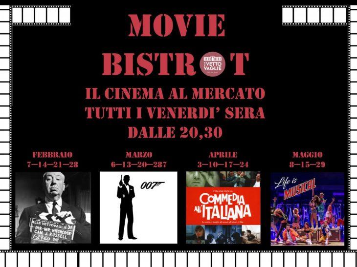 MovieBistrot cartellone