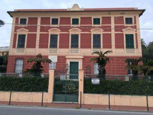 Villa Cilea esterno