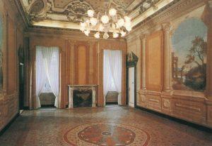 Villa Cilea salone