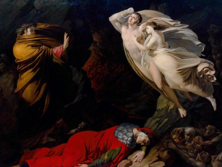 Francesca all'Inferno – Nicola Monti