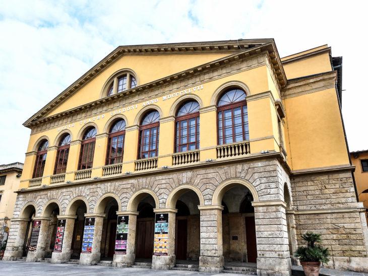 Teatro Goldoni_ esterno_foto di A. Bizzi