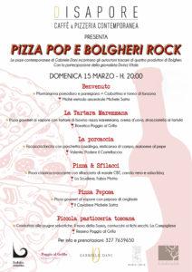 pizza pop bolgheri rock