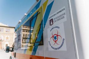 FCRF Misericordia Ambulanze Santa Croce