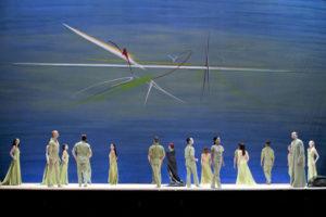 Teatro di San Carlo – Shen Wei/ Carmina Burana – Ideazione visiv