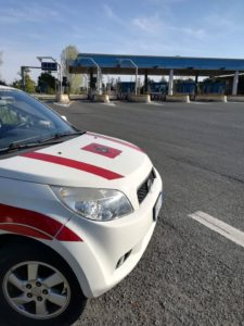 Foto controlli Polizia Municipale Covid 7