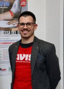Matteo Bagnoli – Presidente Avis Comunale Livorno