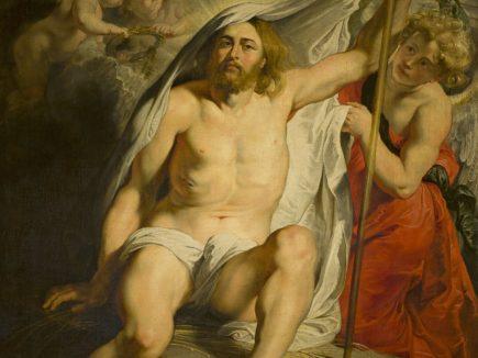 Resurrezione di Cristo, Rubens, 1616, Palazzo Pitti