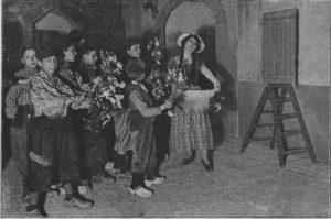 Rosina Storchio in Lodoletta