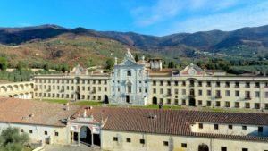Certosa di Calci e Monte Pisano – Foto Michele Camelo © FAI – Fondo Ambiente Italiano