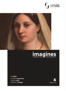 Copertina magazine Uffizi