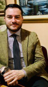 Federico Tolu, presidente della Corale
