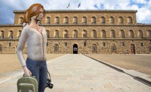 The Medici Game Palazzo Pitti